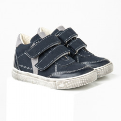 Dečije cipele sa anatomskim uloškom S032/6 teget