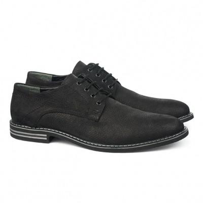 Kožne muške cipele 5510 crne