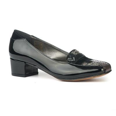 Lakovane cipele M231 crna