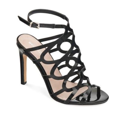 Sandale na štiklu WS03053 crne