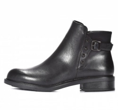 Ženske duboke cipele LH292001 crne