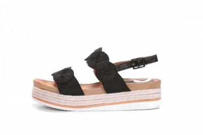 Ženske sandale LS271949 crne