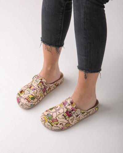 Anatomske papuče 101 sovice