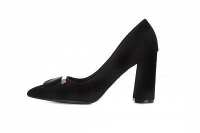 Cipele na štiklu L242060 crne