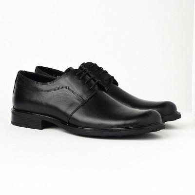 Kožne muške cipele L9702/512 crne