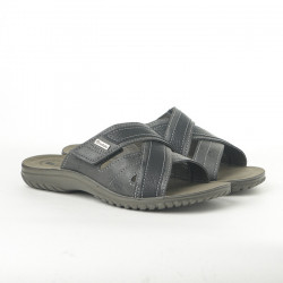 Muške papuče INBLU FN000090 sive