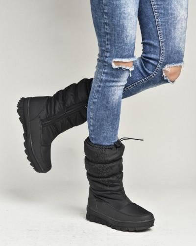 Nepromočive čizme LH86212-1 crne
