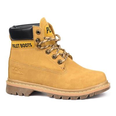 Poluduboke čizme PLT G16 žute