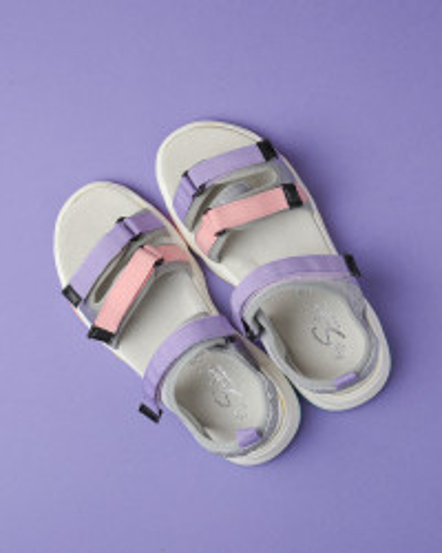 Sandale za devojčice CS252105 ljubičaste (brojevi od 31 do 36)