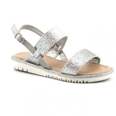 Sandale za devojčice CS80403 srebrne