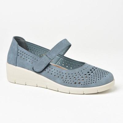 Ženske cipele L081912 plave