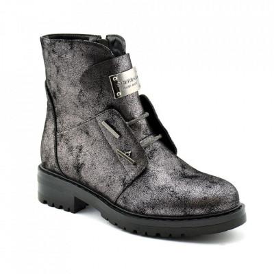 Ženske poluduboke cipele LH095452 sive