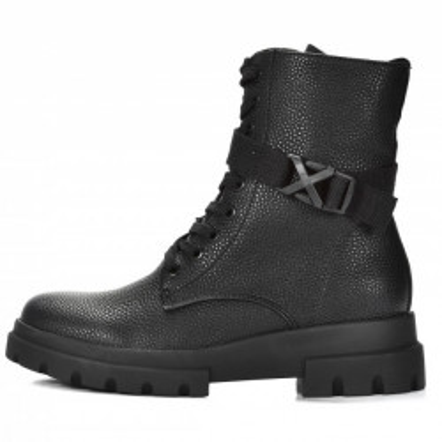 Ženske poluduboke čizme LH212022 crne