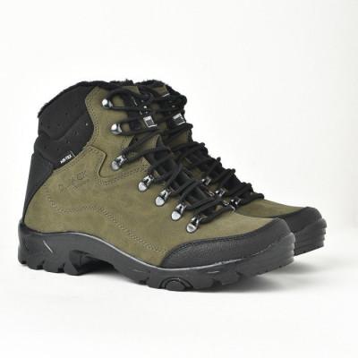 Muške duboke cipele 1117 zelene