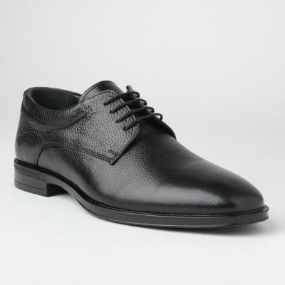 Muške kožne cipele B903/1306 crne