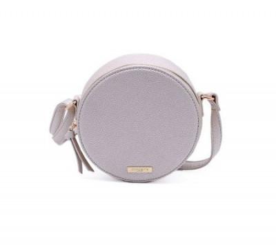 Okrugla torbica T021701 zlatna