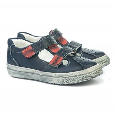 Sandale za dečake 190 teget (brojevi od 25 do 30)