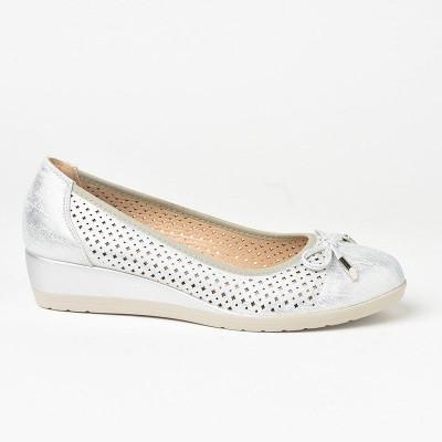 Ženske cipele L761920 srebrne
