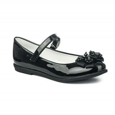 Cipele / baletanke D175A crne (brojevi od 25 do 30)