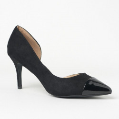 Cipele na štiklu 18821 crne
