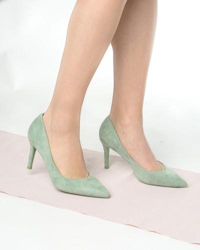 Cipele na štiklu L242001 mint