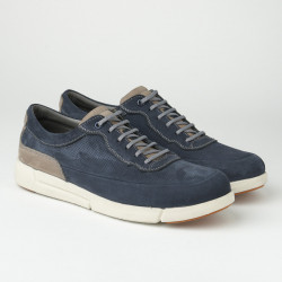 Kožne muške patike/cipele SF401-3 teget