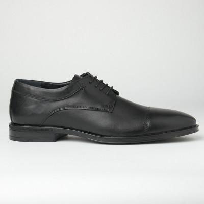Muške kožne cipele B901/1214 crne