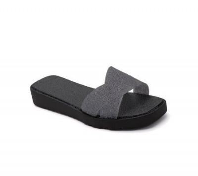 Ravne papuče LP055710 crne