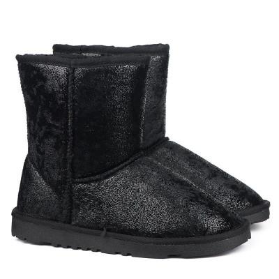 Tople čizme LH591811 crne