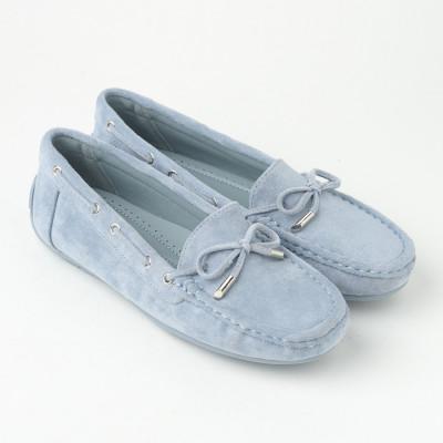 Ženske cipele / mokasine L020563-1 plave