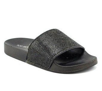 Ženske papuče LP91211 crne