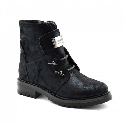 Ženske poluduboke cipele LH095452 crne