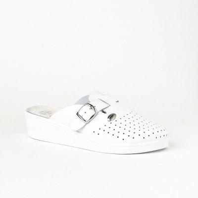 Anatomske papuče MEDICAL 200 bele