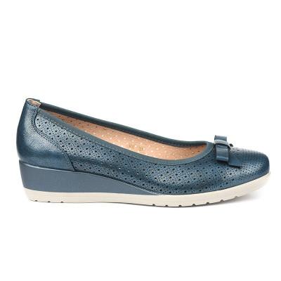 Cipele / baletanke na malu petu K5 teget