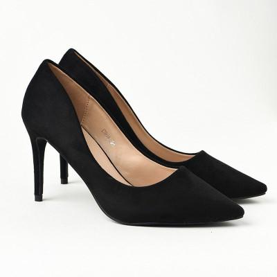 Cipele na štiklu C994 crne