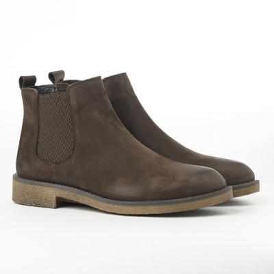 Kožne muške cipele P2050/1894 braon