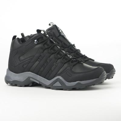 Zimske duboke cipele / patike 3014 crne (brojevi od 36 do 44)