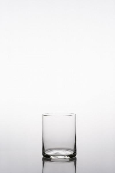 Cilindru sticla H 10 D 9 cm