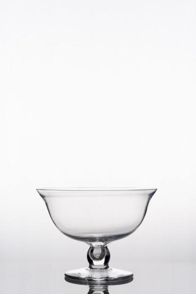 Cupa sticla transparenta D 20 cm