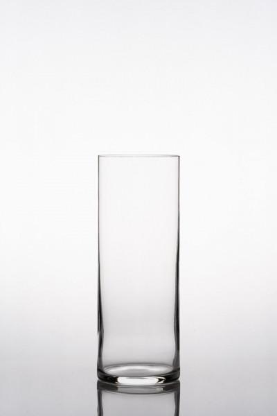 Cilindru sticla H 25 D 9 cm