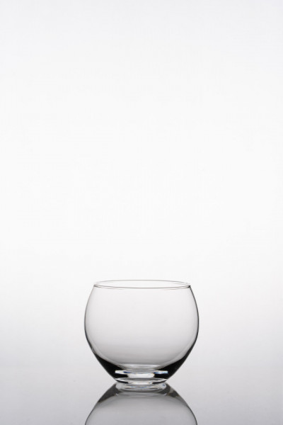 Bol rotund din sticla D 13 cm