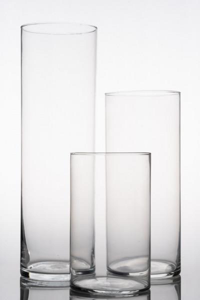 Cilindru sticla H 40 D 12 cm