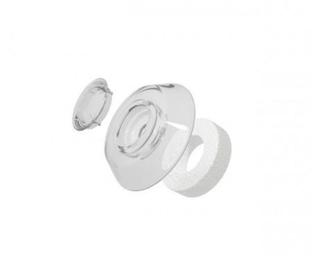 Saiba policarbonat Ø 40 mm