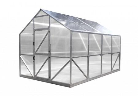 Sera Energon Premium 3x4m, otel galvanizat 40x40 mm si policarbonat 4 mm