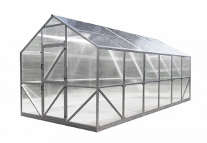 Sera Energon Premium 3x6m, otel galvanizat 40x40 mm si policarbonat 4 mm