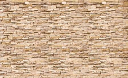 Stone wall texture imitation wall mural - 761