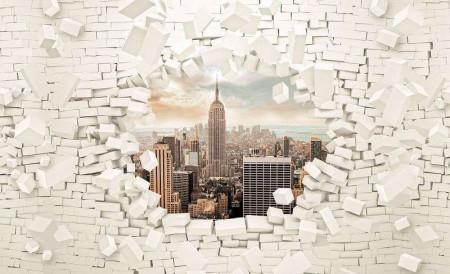 New York city bedroom poster - 2720