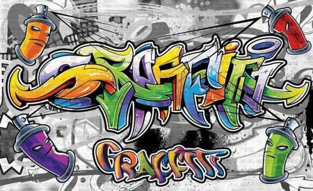 Street art, graffiti wallpaper - 2295