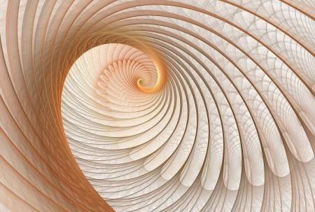 Infinity effect modern design wall poster - 308