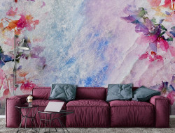 wildflowers wall poster - 13512
